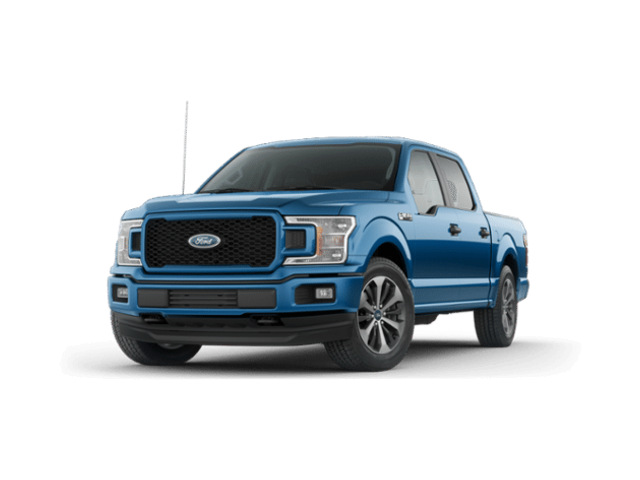 New 2019 Ford F-150 STX Truck in Mission, TX